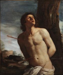 Guercino, Martirio di San Sebastiano- USA, Collezione Federico Castelluccio, Courtesy Robert Simon Fine Art
